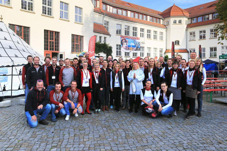 Das DIAMIR-Reiseteam bedankt sich für zwei bunte und erlebnisreiche Tage in Dresden-Hellerau!