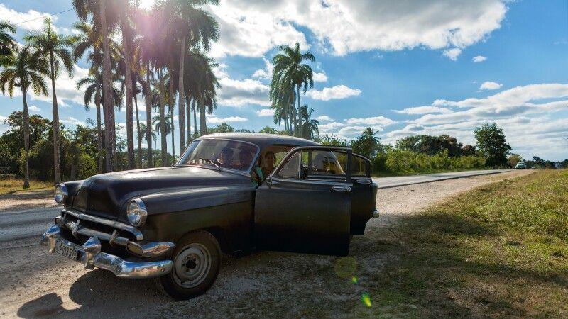 Oldtimer auf Kuba © Diamir
