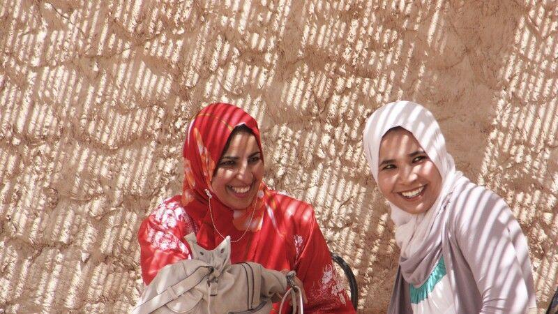 zwei algerische Frauen © Diamir
