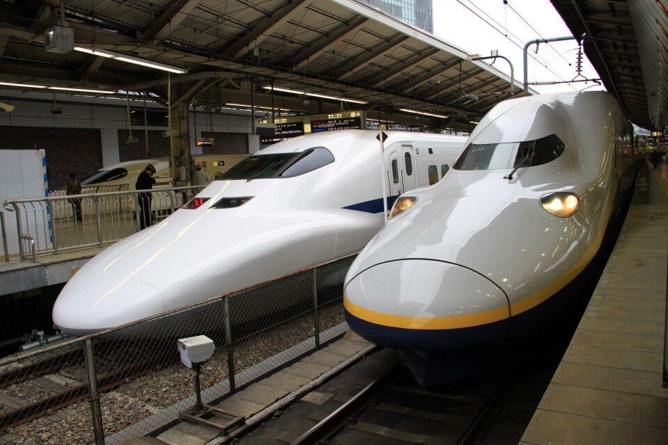 Bullettrain - Shinkansen