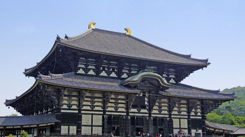 Todaiji Tempel in Nara © Diamir