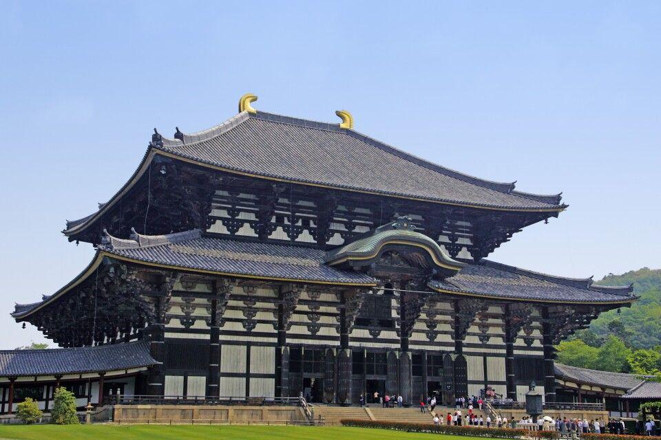 Todaiji Tempel in Nara