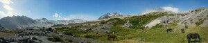 Panoramablick am Condor Circuit