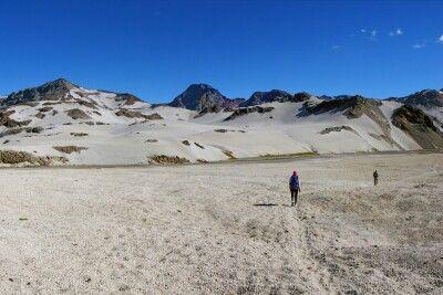 Trekking auf dem Condor Circuit