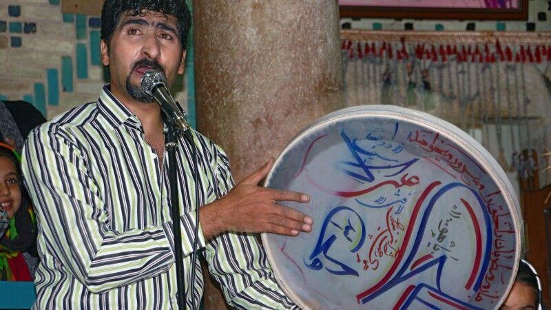 Traditionelle Musik im Teehaus Kerman © Diamir