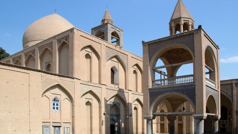 Vank-Kathedrale in Isfahan © Diamir