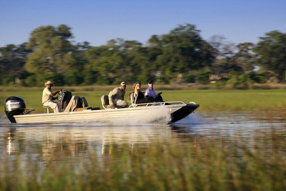 Einmalige Flussbootsfahrt