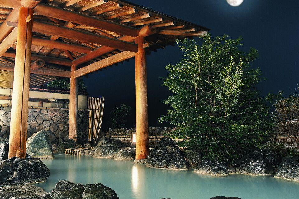 Onsen – Thermalbad auf japanisch