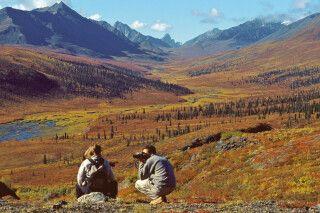 Yukon in Herbstfarben