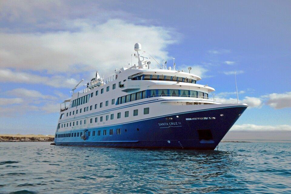 """Galapagos-Kreuzfahrt mit der """"Santa Cruz II"""""""