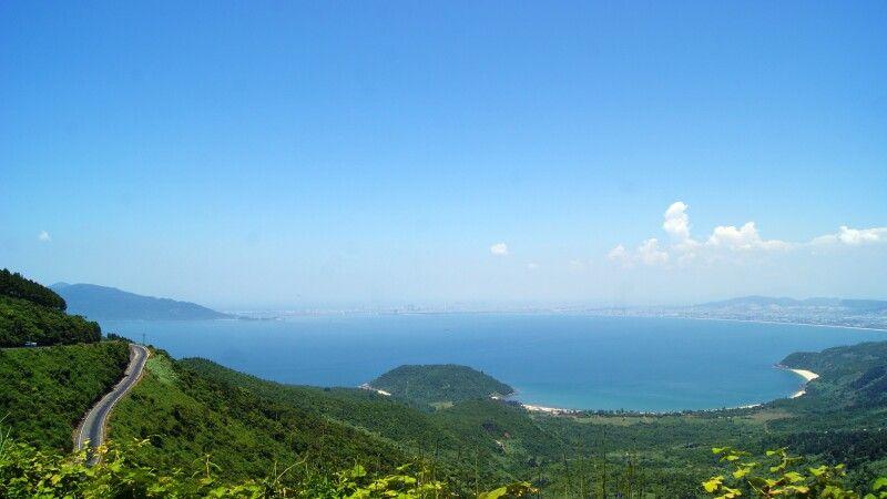 Auf dem Hai-Van-Pass, oder Wolkenpass, der die Grenze zwischen Nord- und Südvietnam bildet © Diamir