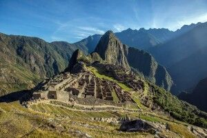 Machu Picchu: Ziel des Salcantay Lodge Treks