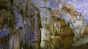 In der Tien-Son-Höhle im Phong-Nha-Nationalpark