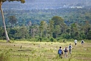Wandern bei Chi Phat