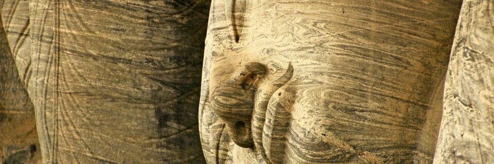 liegender Buddha in Polonnaruwa