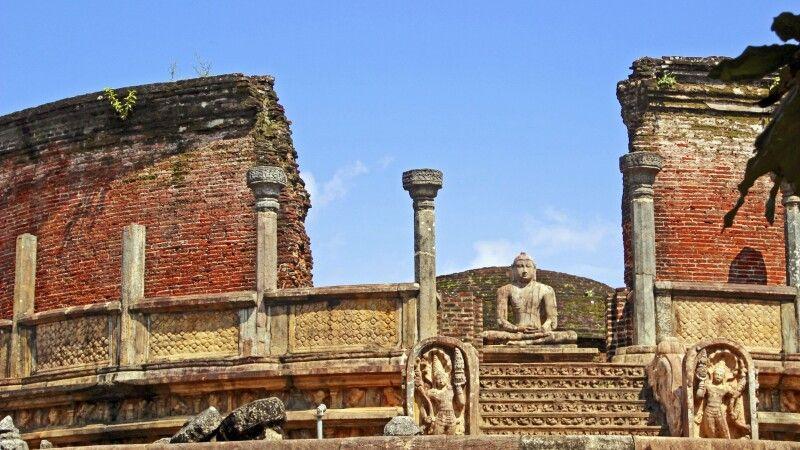 Polonnaruwa © Diamir