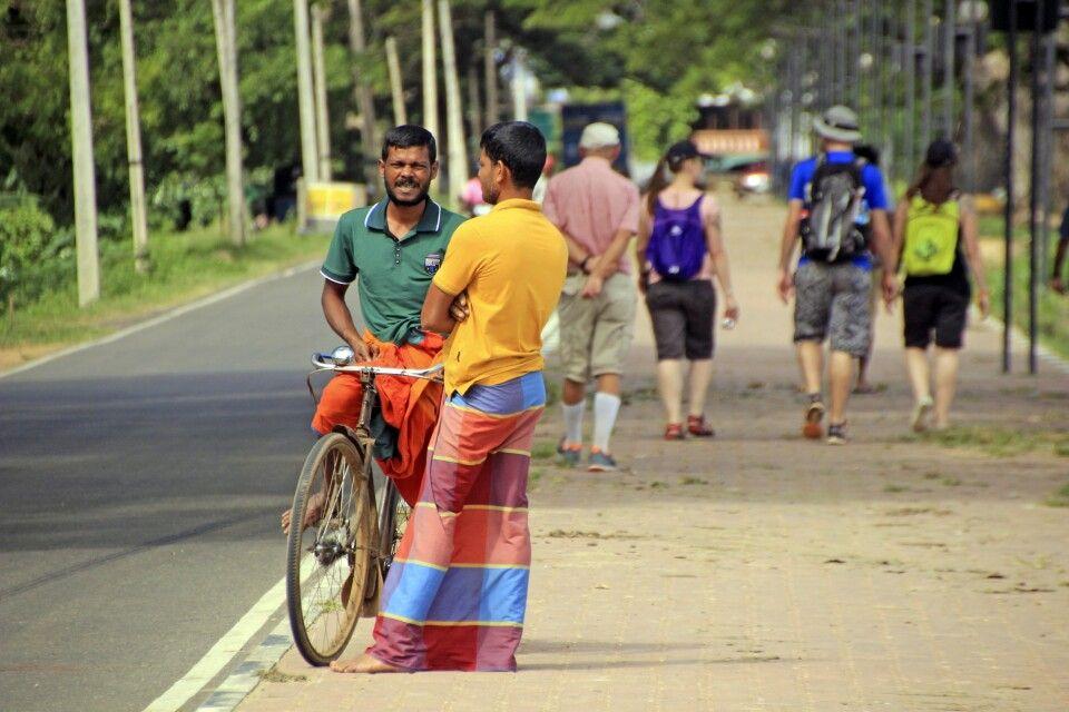 Wanderung Tissamaharama
