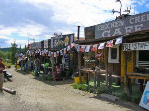 Chicken in Alaska
