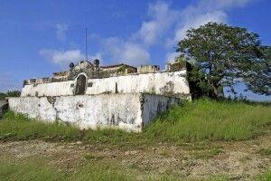 Ruinen von Massangano