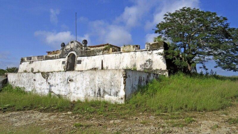 Ruinen von Massangano © Diamir