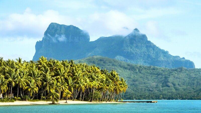 Inselwelt Bora Bora © Diamir