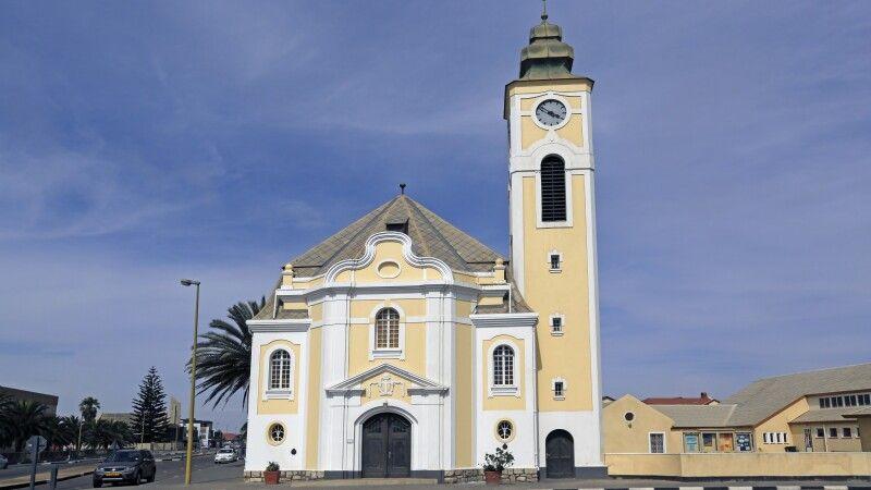 Swakopmund Kirche © Diamir