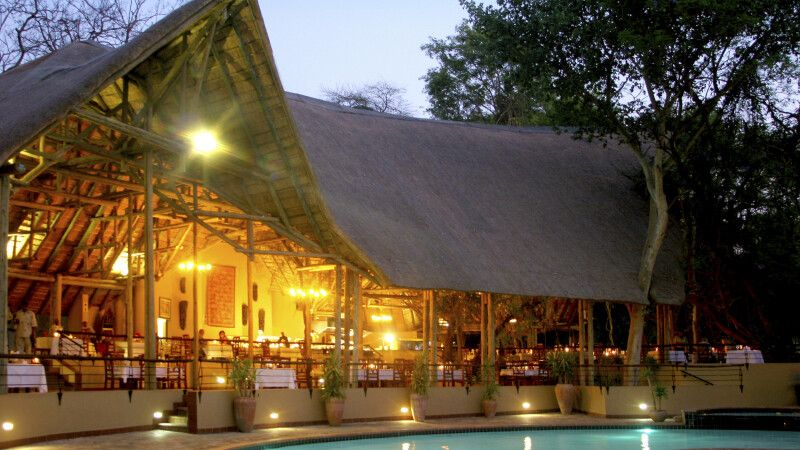 Chobe Safari Lodge © Diamir
