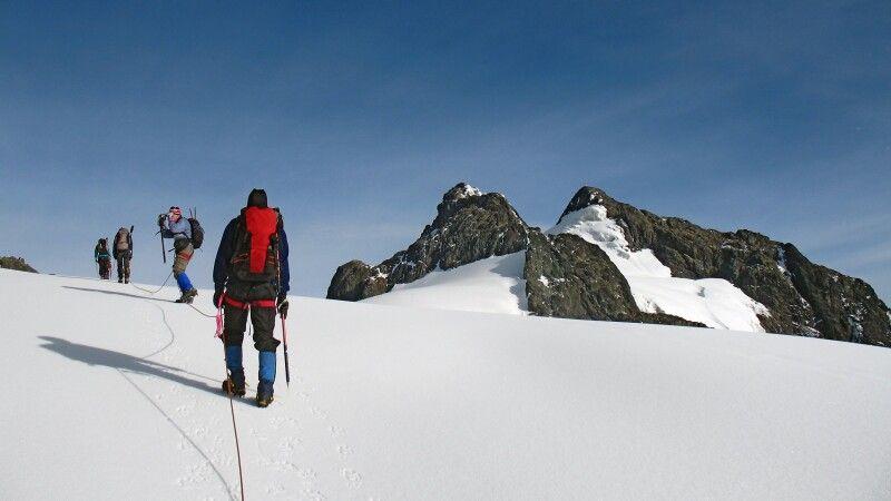 Gletscher Stanley Massiv © Diamir