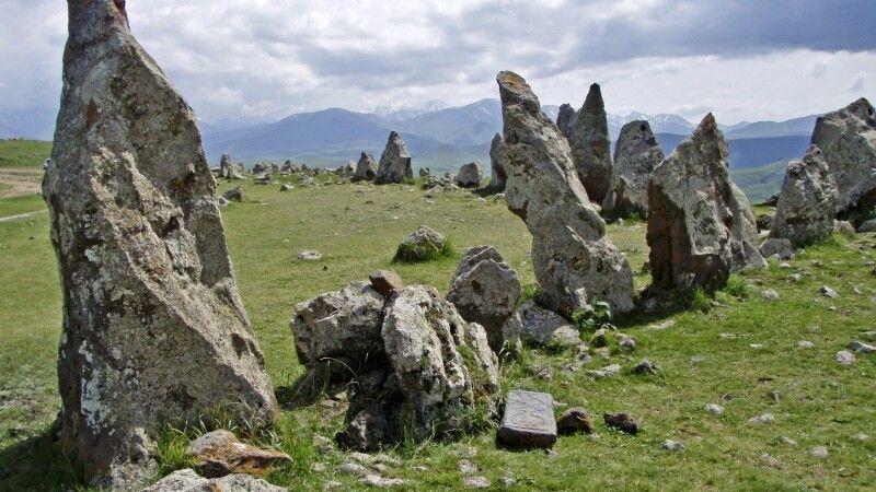 Observatorium von Karahunj © Diamir