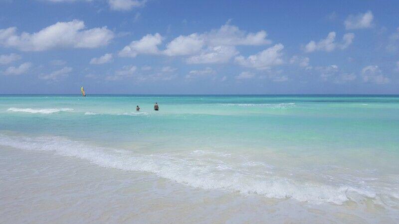 Traumhafte Strandidylle auf der Cayo Santa Maria © Diamir