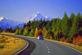 Mietwagen Neuseeland Südinsel