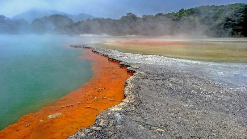 Waiotapu Thermalgebiet © Diamir