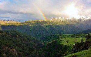 Nationalpark Tuschetien