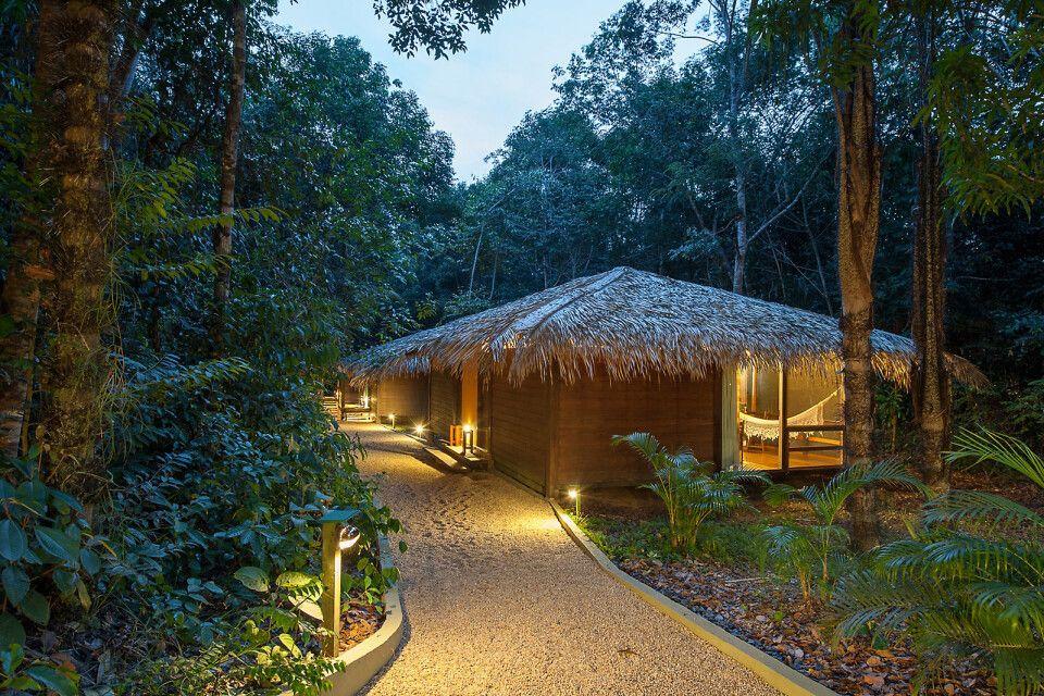 Anavilhanas Jungle Lodge – Cottage