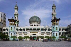 Dongguan-Moschee in Xining