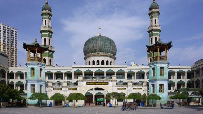 Dongguan-Moschee in Xining © Diamir