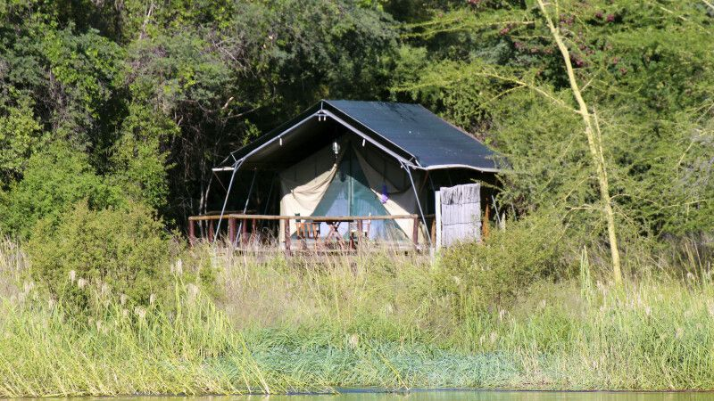Nunda River Lodge © Diamir