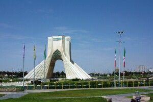 Asadi-Freiheitsturm, Teheran