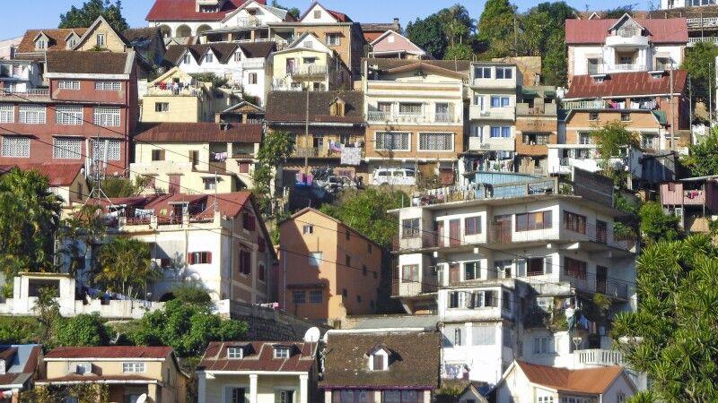 Antananarivo © Diamir