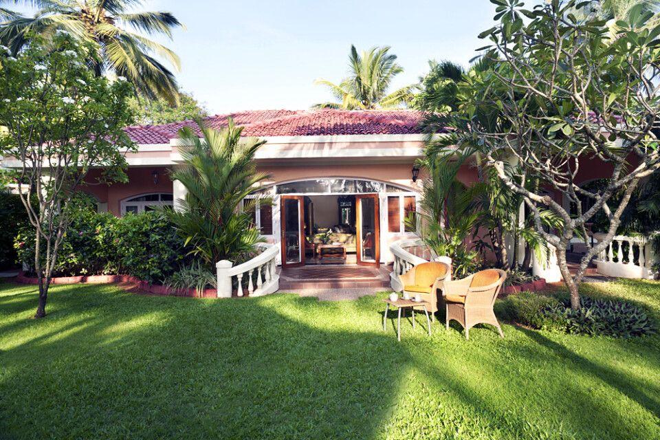 Taj Exotica_Goa_Presidential Villa Private Garden