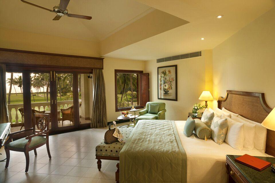 Taj Exotica_Goa_Luxury Suite Bedroom