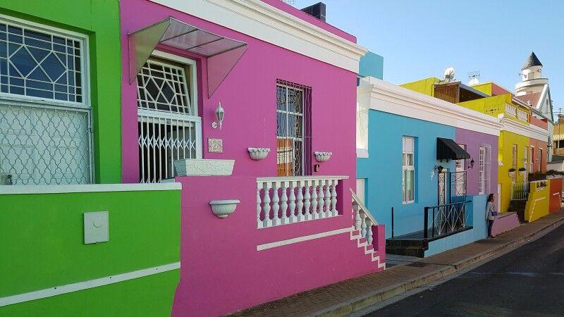 Im Bo Kaap in Kapstadt © Diamir