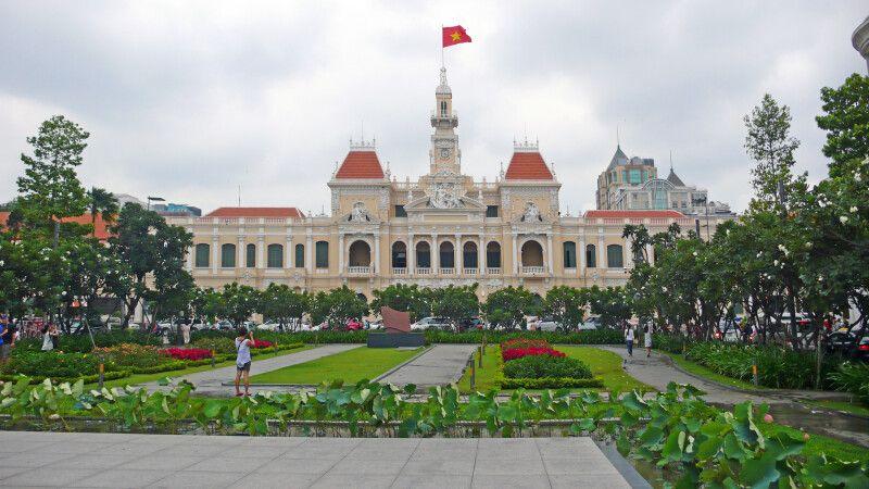 Rathaus in Saigon © Diamir