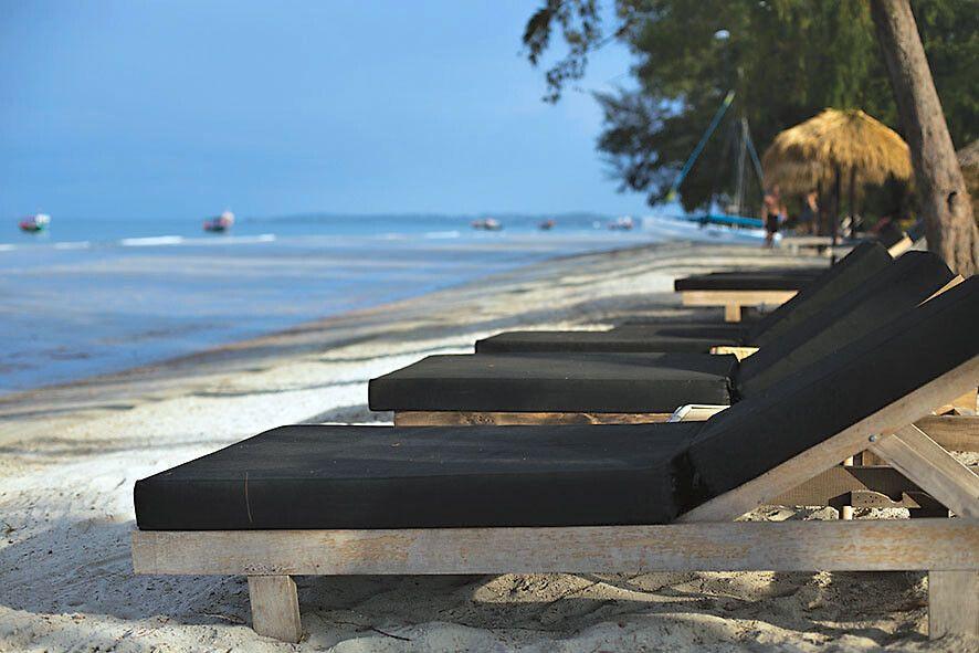 Strand am Tamu Hotel