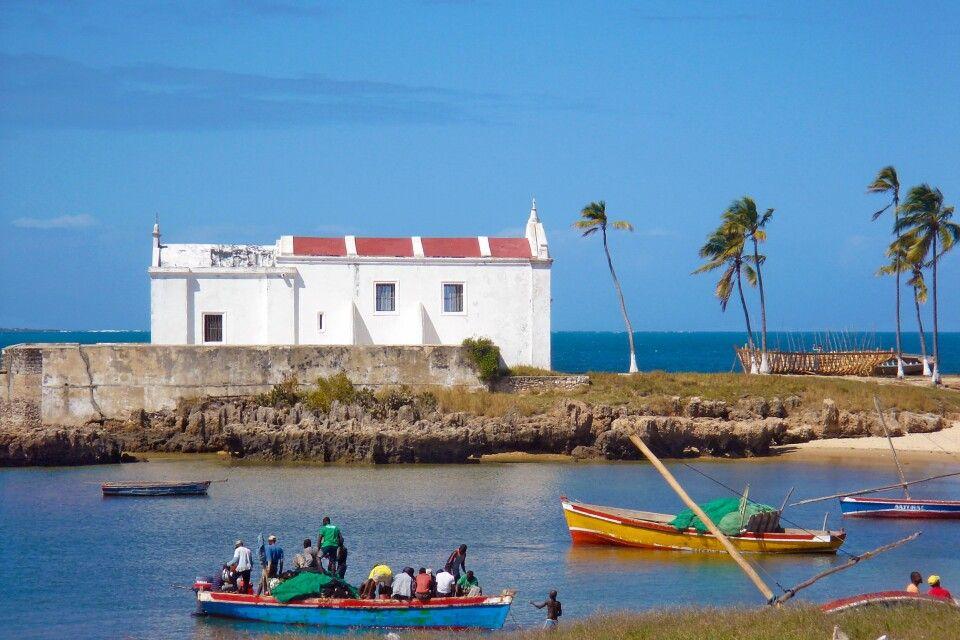 """""""Fortim de Santo António"""", Ilha de Moçambique"""