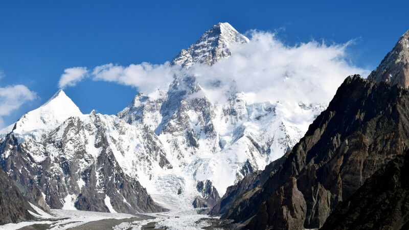 Blick hinüber zum majestätischen K2. © Diamir
