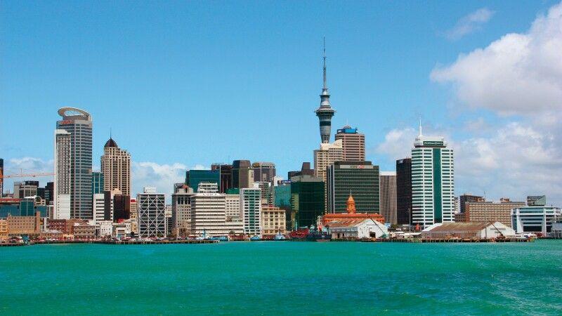 Auckland © Diamir