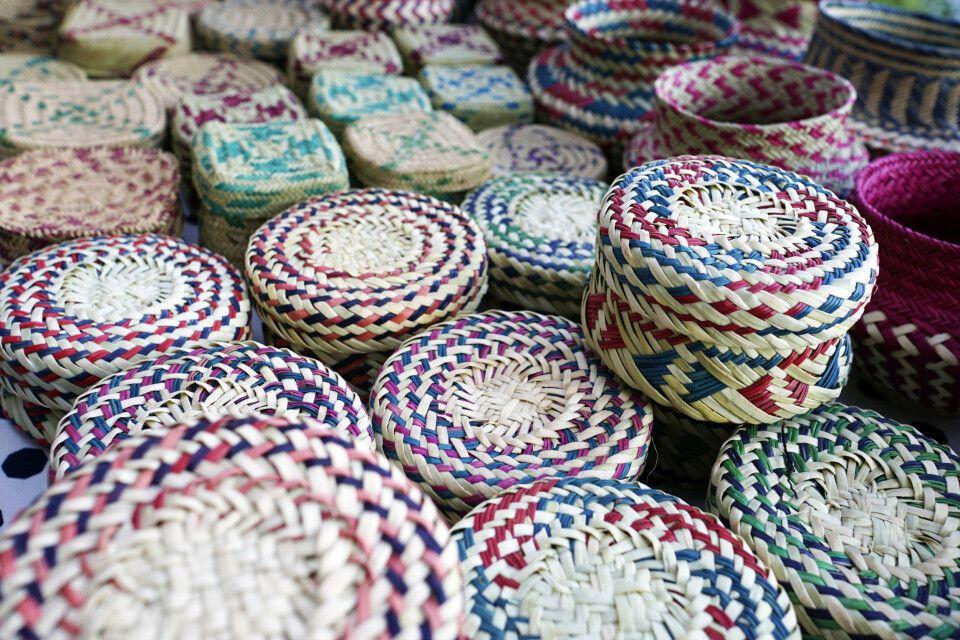 Kunsthandwerk der Tarahumara