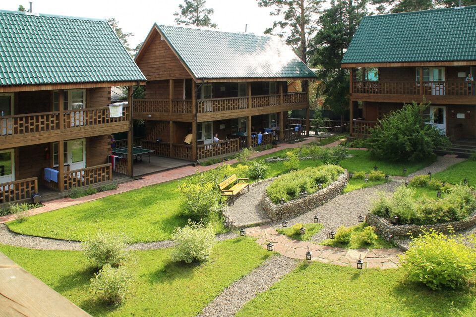 Ferienanlage in Arschan