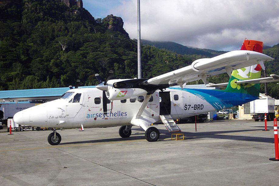 Air Seychelles Inselhopper
